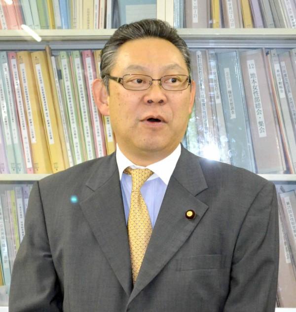 20141218小川参議来局DSC_0003