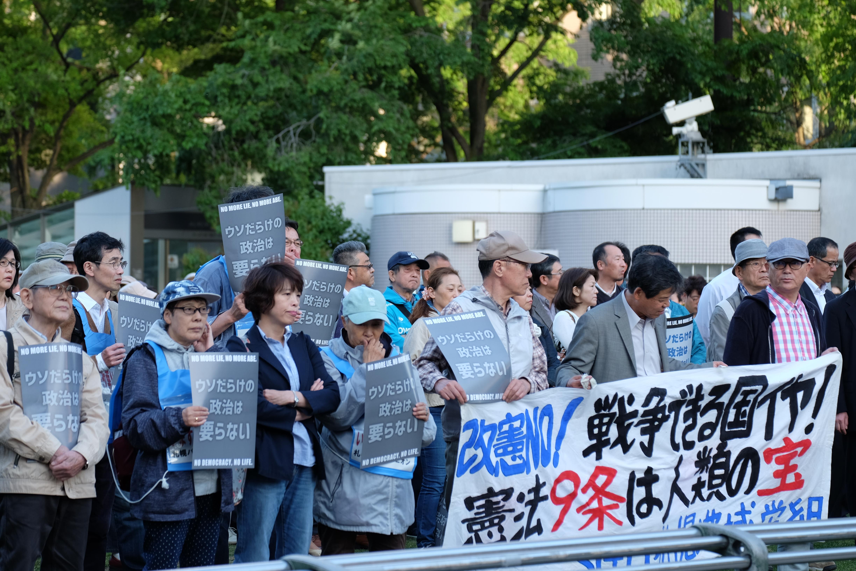 6月28日開催「戦争をさせない北海道委員会」総がかり緊急行動のご案内